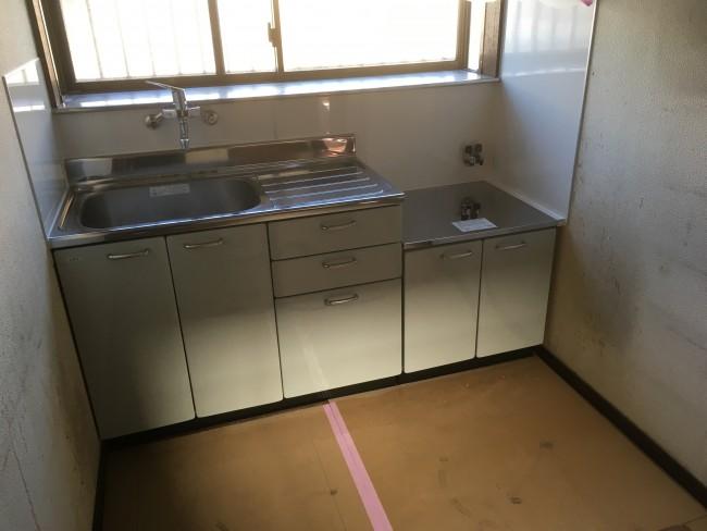 松戸市で購入後の入居前リフォーム